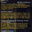 The CURRENT tooltip, that Yours Truly screenied in-game.