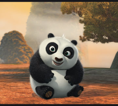 mean  is there ANYTHING cuter than that Kung Fu Panda 2 Baby Po